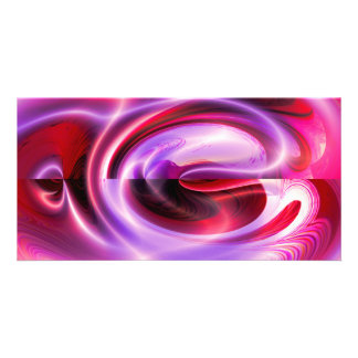 Modern Digital Abstract Photo Cards