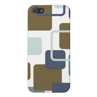 Modern Eames Rectangles 1 iPhone 5 Covers