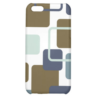 Modern Eames Rectangles 1 Cover For iPhone 5C
