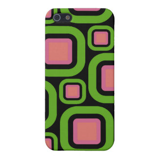 Modern Eames Rectangles 22 iPhone 5 Covers