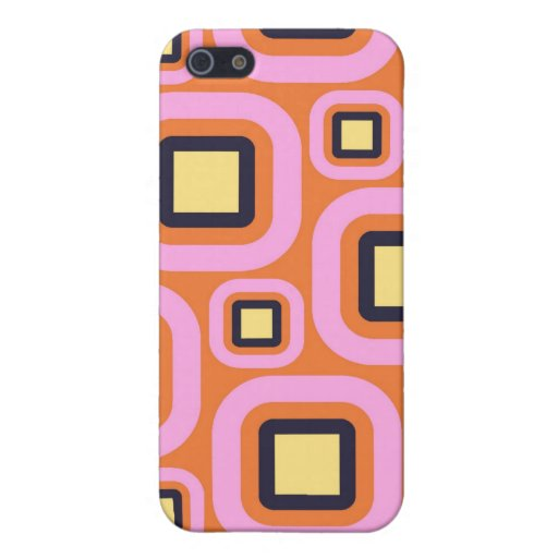 Modern Eames Rectangles 23 Cases For iPhone 5