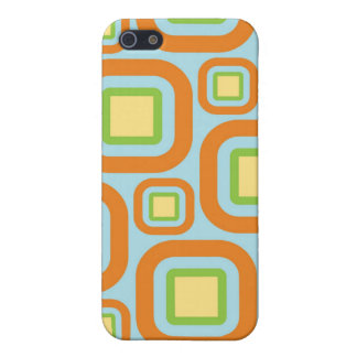 Modern Eames Rectangles 24 iPhone 5 Covers