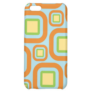 Modern Eames Rectangles 24 Case For iPhone 5C