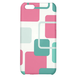 Modern Eames Rectangles 2 iPhone 5C Case