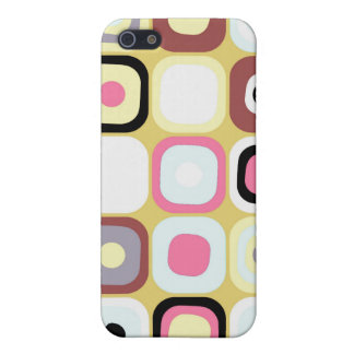 Modern Eames Rectangles 36 iPhone 5 Covers