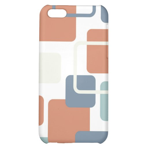 Modern Eames Rectangles 3 iPhone 5C Cover
