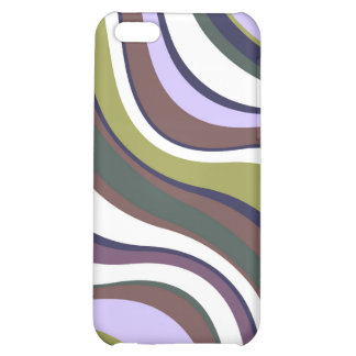 Modern Eames Waves 1 iPhone 5C Cases