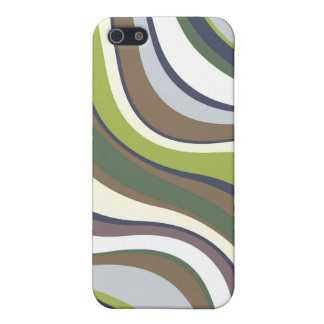 Modern Eames Waves 6 iPhone 5/5S Cover