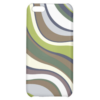 Modern Eames Waves 6 iPhone 5C Case