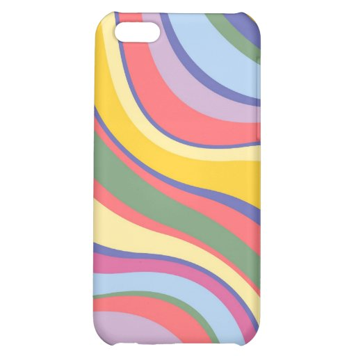 Modern Eames Waves 7 iPhone 5C Covers