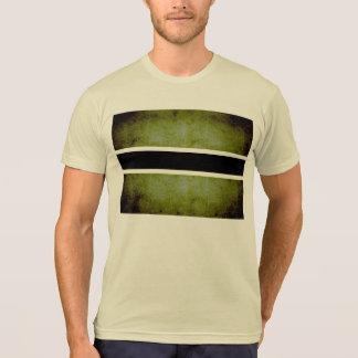 Modern Edgy Batswana Flag T Shirts