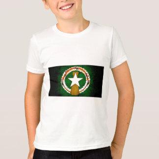 Modern Edgy Marianese Flag T-shirts