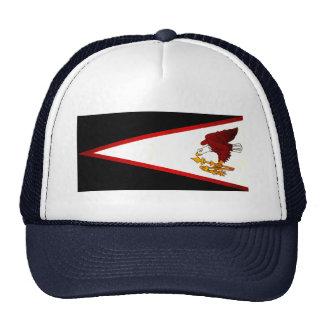 Modern Edgy Samoan Flag Cap