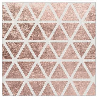 Rose Gold Fabric Zazzle Co Uk