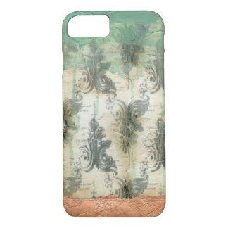 Modern Fleur De Lis Design iPhone 8/7 Case