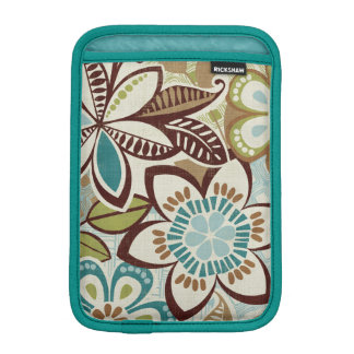 Modern Floral Designs iPad Mini Sleeve