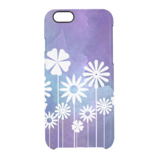 Modern Floral Purple iPhone6/6s Case
