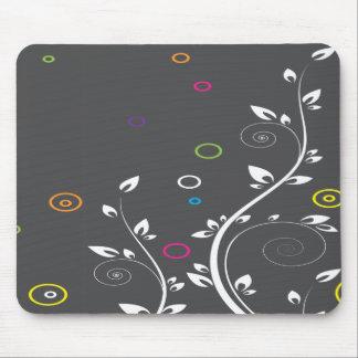 Modern Foliage Mouse Mat