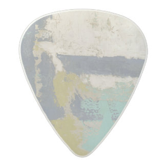 Modern Free Expression Painting Acetal Guitar Pick