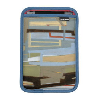 Modern Free Expression Painting by Norman Wyatt iPad Mini Sleeve