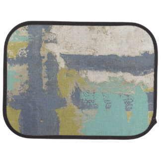 Modern Free Expression Painting Car Mat