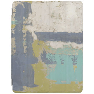 Modern Free Expression Painting iPad Cover