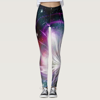 Modern Galaxy #11 Leggings