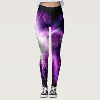 Modern Galaxy #25 Leggings