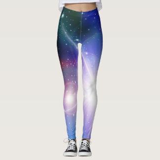 Modern Galaxy #7 Leggings