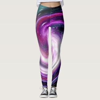 Modern Galaxy #9 Leggings