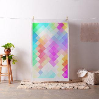 Modern Geometric Diamond Pattern #4 Fabric