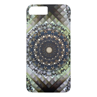 Modern Geometric Mandala iPhone 8 Plus/7 Plus Case