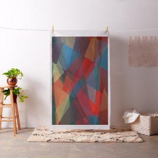 Modern Geometric Mosaic Pattern #24 Fabric
