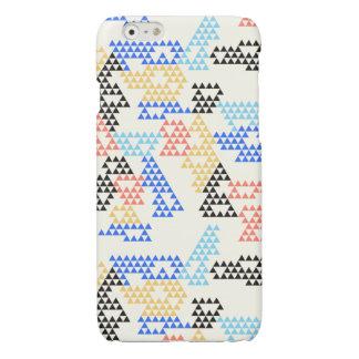 Modern Geometric Triangles - Glossy iPhone 6/6s iPhone 6 Plus Case