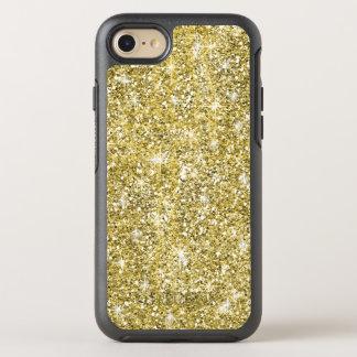 Modern Gold Glitter Cool Otterbox iPhone 7 Case