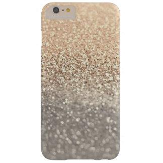Modern Gold & Silver glitter iPhone 6/6s Plus Case