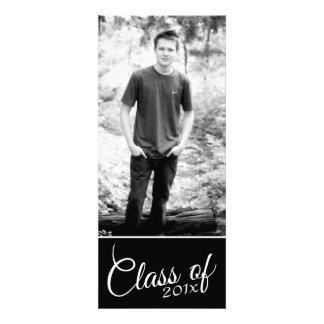 Modern Graduation Photo Announcement and Party
