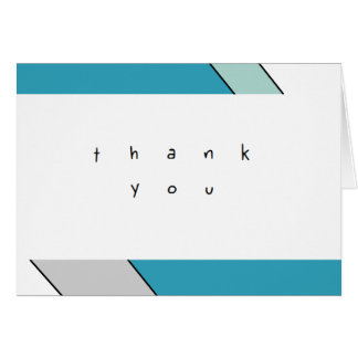 Modern graphic business sets card