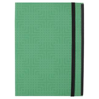 Modern Green -Maze Pattern- Custom