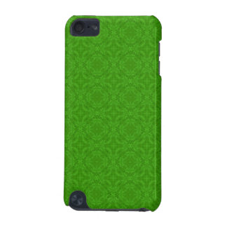Modern Green wood Pattern iPod Touch 5G Cover