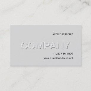 Embossed Business Cards Zazzle Uk