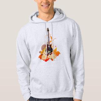 Modern Guitar Hoodie