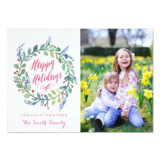 Modern Holidays | Happy Holidays Card