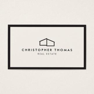 Modern Home Logo for Real Estate, Realtor