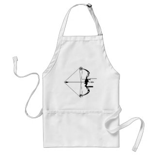 Modern Hunting Bow and Arrow Standard Apron