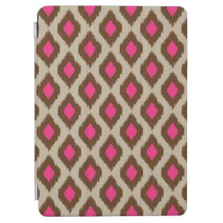 Modern ikat pattern iPad air cover