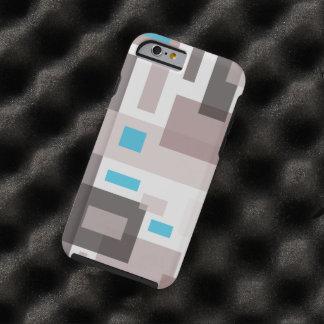 Modern industrial design tough iPhone 6 case