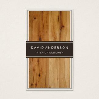 Modern Interior Design Stylish Wood Grain