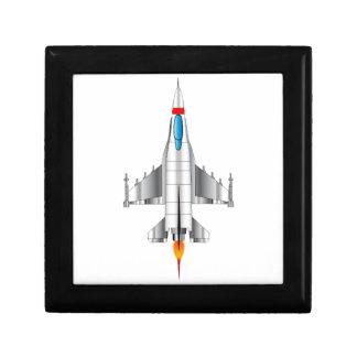 Modern Jet Fighter Plane Gift Box