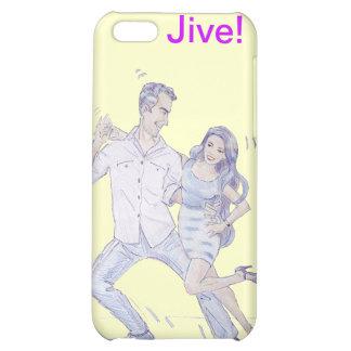 Modern Jive Ceroc Dancers iPhone 5C Cover